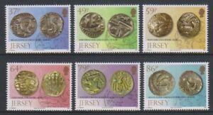 Jersey-2011-Archeologie-2nd-Series-Ensemble-MNH-Sg-1605-10
