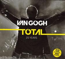 Van Gogh 1986 - 2011 Total 25 years CD + DVD Croatia Opasan ples Mama Delfin Hit