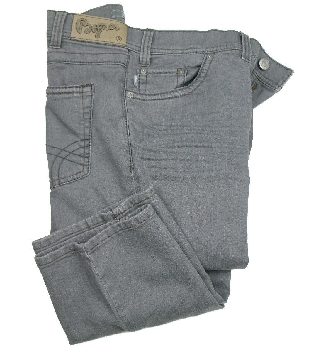 BOGNER Jeans VEGA-G1 in 40 34 ( 110 ) grey aus mittelstarkem Stretch-Denim