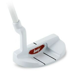 2-PUTTERS-35-034-NEW-WHITE-NANO-HOT-MADE-GHOST-BIRDIE-PUTTER-GOLF-CLUB-TAYLOR-FIT