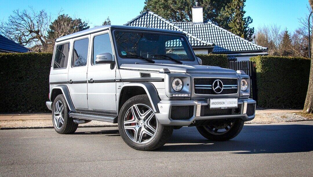 Mercedes G63 5,5 AMG aut. 5d