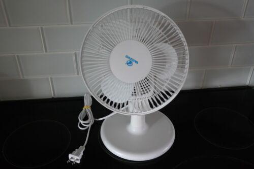 "9/"" Table Top 2 SD Oscillant Hot House fan W Bureau//Wall Hang /& Clip sur bases"