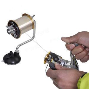 Practical-Metal-Fishing-Line-Winder-Reel-Spool-Spooler-System-Sucker-Tackle-Tool