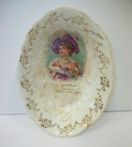 Antique-Advertising-Bowl-Souvenir-of-Switz-City-Indiana