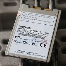 "NEW 1.8"" 80GB TOSHIBA Hard Drive MK8017GSG replace MK1229GSG MK1629GSG MK2529GSG"