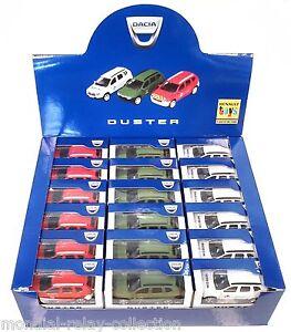 Lot De 36 Renault Dacia Duster Militaire 3inches - Norev Revendeur Destockage