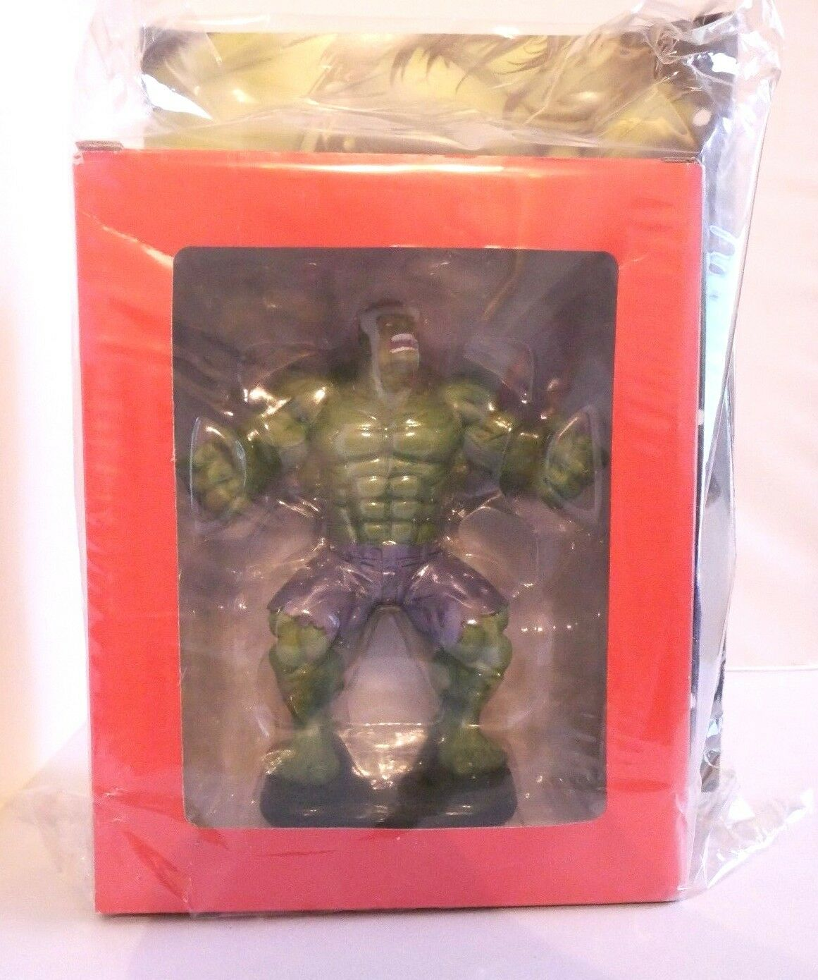 EAGLEMOSS MARVEL FACT FILES INCROTIBLE HULK SPECIAL COLLECTORS FIGURE