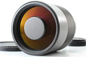 [Exc+5] Olympus OM System Reflex Zuiko 500mm f/8 MF Mirror Lens Japan #845