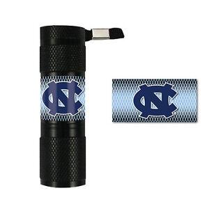 North Carolina Tar NCAA University Licensed 9x LED Flashlight Water Resistant