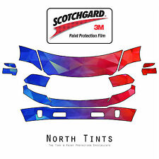 Dodge Ram 1500 2014-2016 PreCut 3M Scotchgard Paint Protection Clear Bra Kit