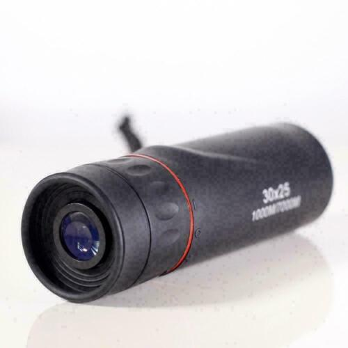 30 x 25 HD optische Monokular niedrigen Nacht Vision Mini Teleskop Supply N O4L9