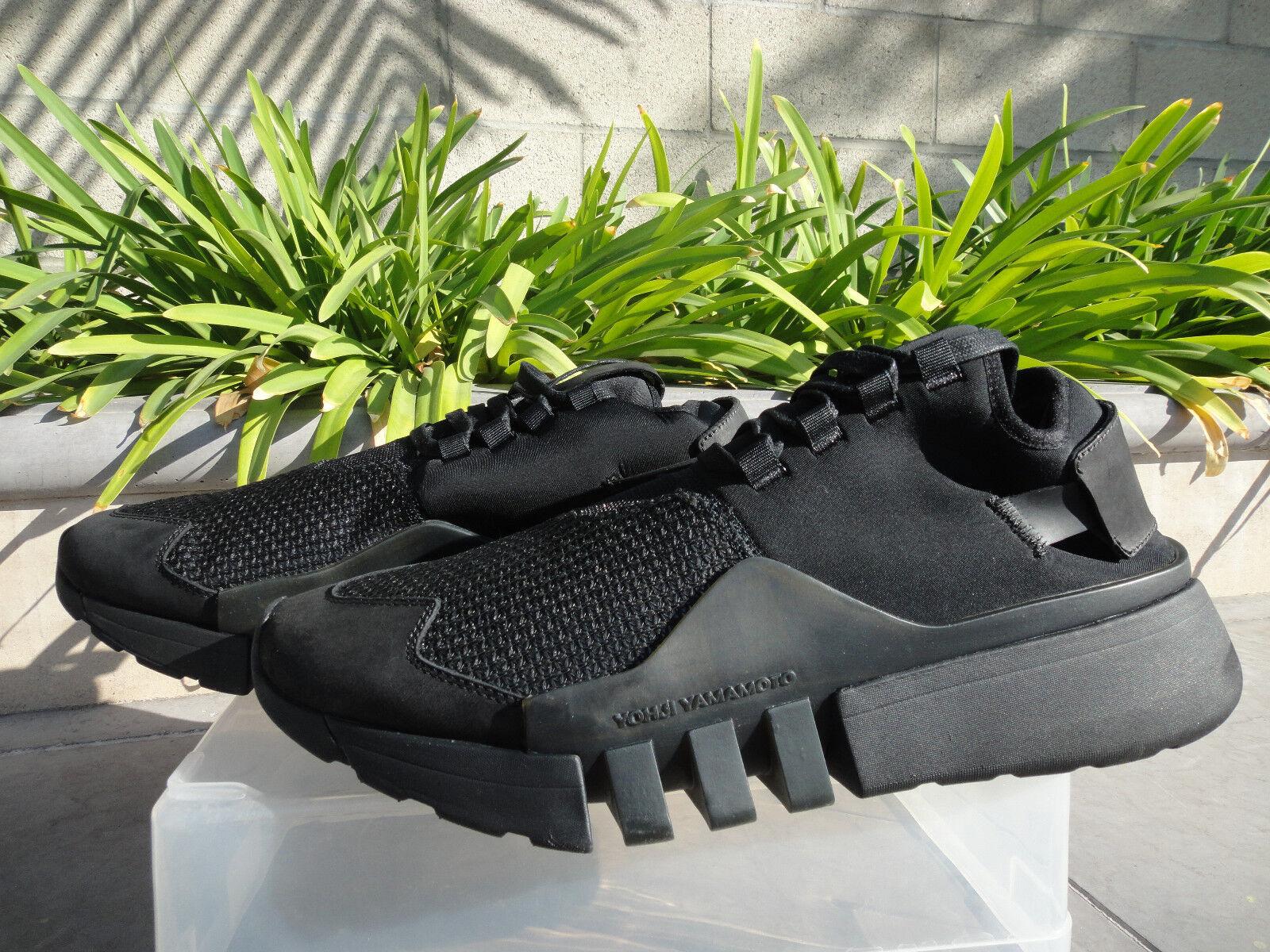 adidas x Y-3 AYERO - CG3171 Black Core Black Olive Sneaker, Mns US Sz 12M