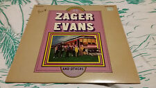J.K. & COMPANY / THE ECCENTRICS LP WHITE WHALE EARLY WRITINGS ZAGER & EVANS 1969