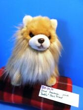 "Gund Boo's Friend ""Buddy"" the Pomeranian plush(310-2239)"