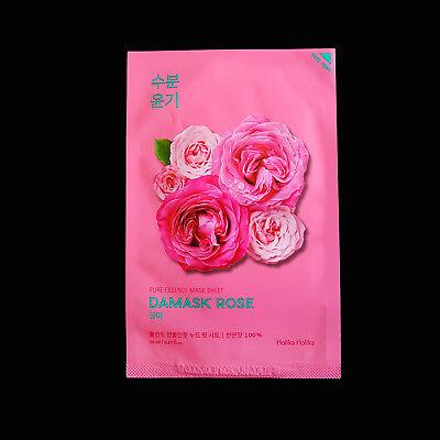 Pure Essence Mask Sheet Damask Rose by holika holika #6