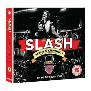 Slash Myles Kennedy And The Conspirators - Living The Sogno Tour Nuovo