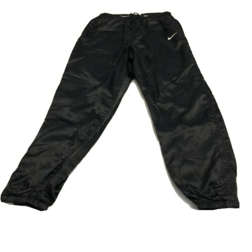 Vintage 90's Nike Black Sweatpants
