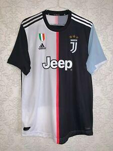 Género esculpir espada  Authentic Juventus Home football shirt 2019-2020 Adidas Climachill ...