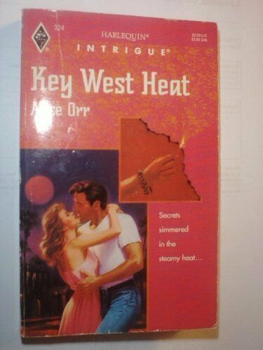 Key West Heat (Harlequin Intrigue) By Alice Orr