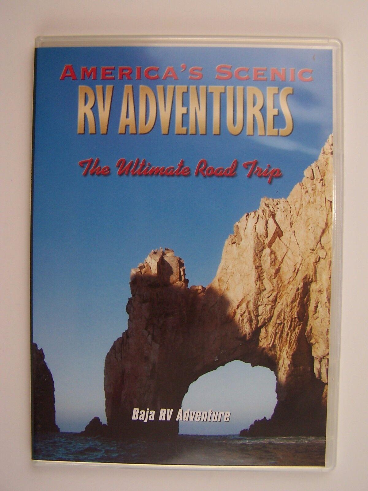 America's Scenic RV Adventures: Baja RV Adventure DVD