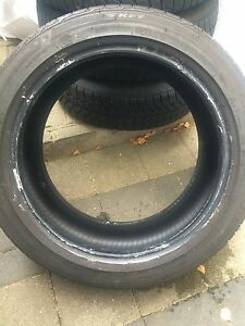 1x-Sommerreifen-Bridgestone-Potenza-225-45-R17-91Y-PT6-3mm-DOT4513-Sommer-Reifen