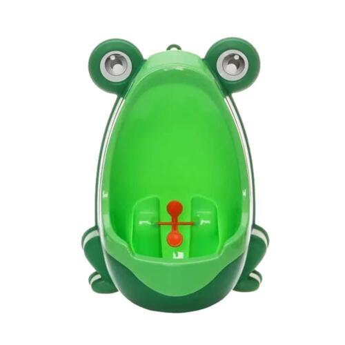Frog Children Potty Toilet Training Kid Urinal for Boy Pee Trainer Bathroom B BT