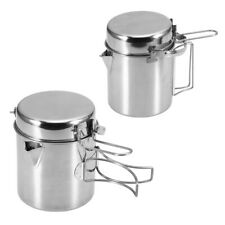 Regatta 1 Litre Durable Stainless Steel Camping Kettle