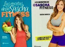 Pack Sascha Fitness ( Las Recetas Y Los Secretos De Sascha Fitness) Sus 2 Libros