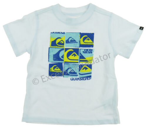 Quicksilver Boys Short Sleeve Graphic T-Shirt