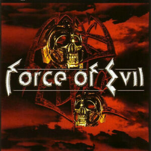 FORCE-OF-EVIL-Force-of-Evil-CD-11-tracks-FACTORY-SEALED-NEW-2003-Escapi-USA