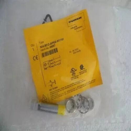 1 PCS NEW TURCK sensor NI4-M12-AP6X-H1141 46067