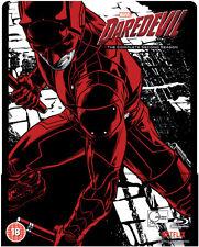 Daredevil Season 2 Limited Ed.Steelbook  / Region Free Blu Ray / U.K. Release.