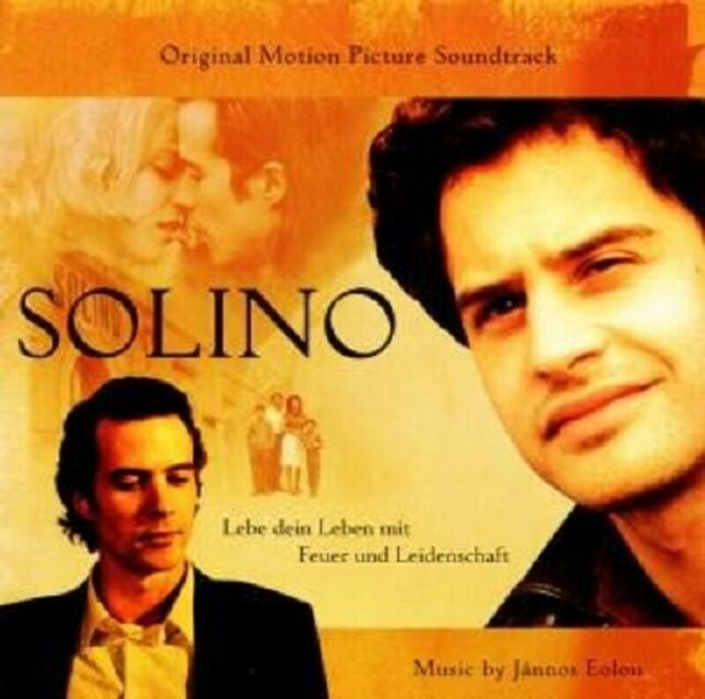 SOLINO SOUNDTRACK CD OST NEW!