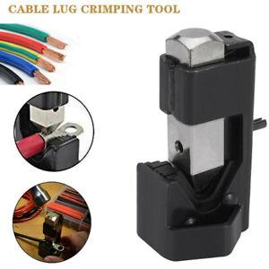Cold-Weld Kabel Lug Crimp-Werkzeug Hammer Type Cable Lug Crimping Tool 57637 A4