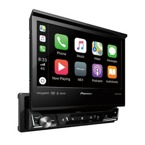 Pioneer-AVH-3400NEX-1-DIN-DVD-CD-MP3-Player-7-034-Flip-Up-Bluetooth-Mirror-Phone