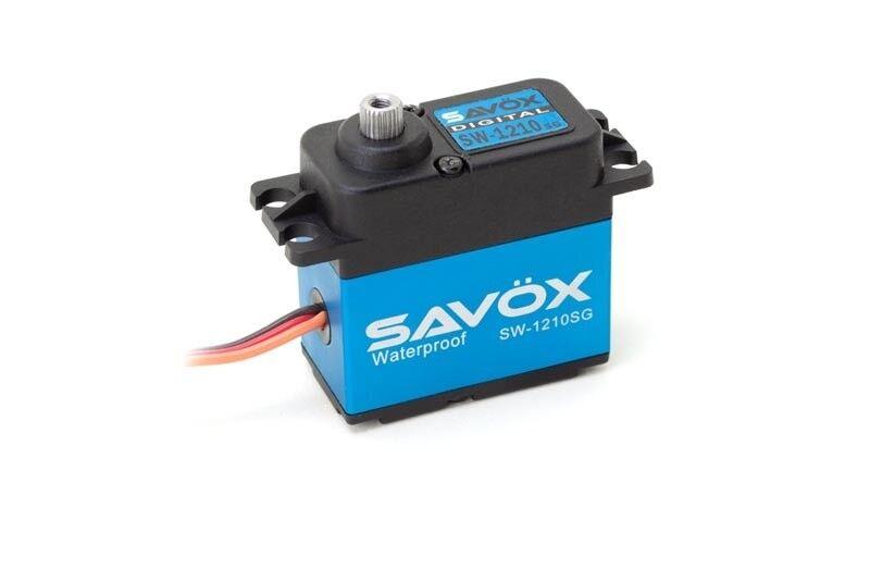 SAVÖX sw-1210sg impermeabile HV  digitalservo 23kg, 0.13sec 60 gradi  sw-1210sg  comodamente