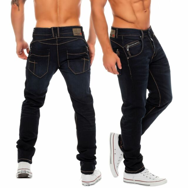 Timezone Herren Jeans 26 5628 Harold Slim Fit Herrenjeans Jeanshose Hose Pants