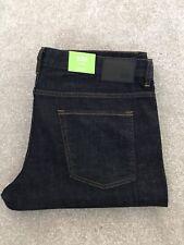 Hugo Boss W42 L34 C-Delaware1 Black Denim Stretch Slim Fit Men/'s Jeans 42//34
