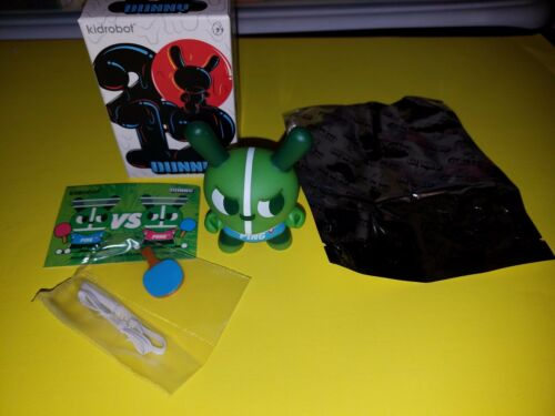 Kidrobot Dunny Series 2012 Mauro Gatti Ping 3//40 complete 3/""