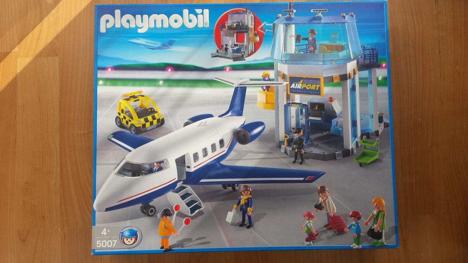 Playmobil   5007   OVP   NEU   City Airport . RARITÄT