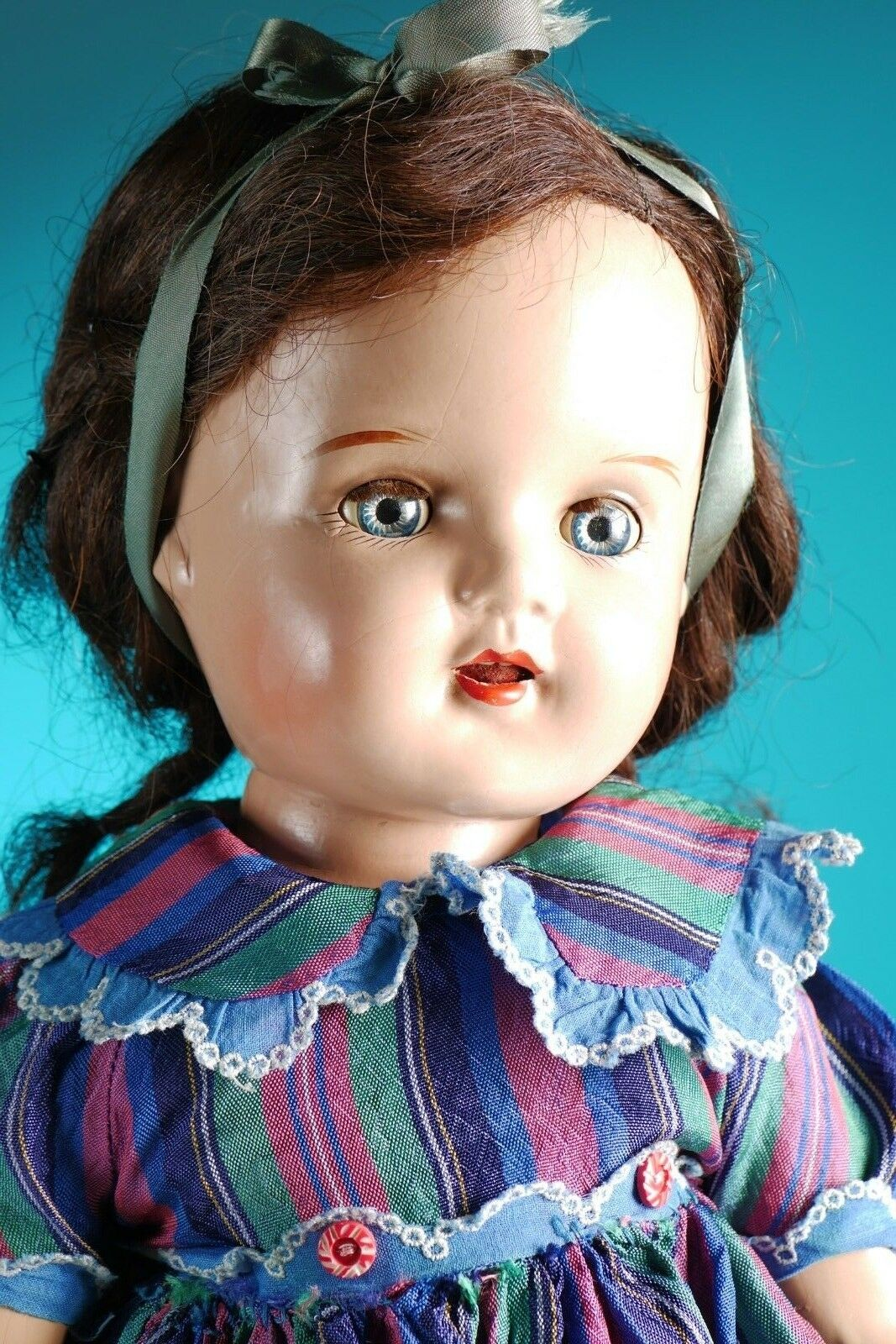 Early 1940's  composition Arranbee Nannette doll 21