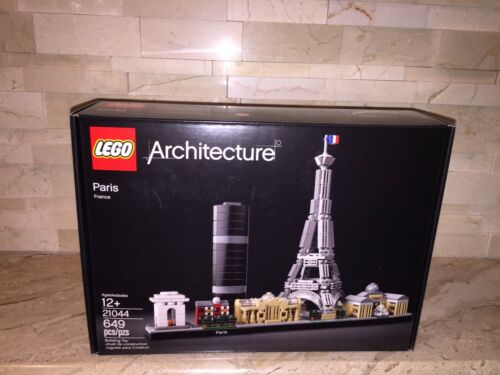 LEGO ARCHITECTURE SET 21044 PARIS FRANCE