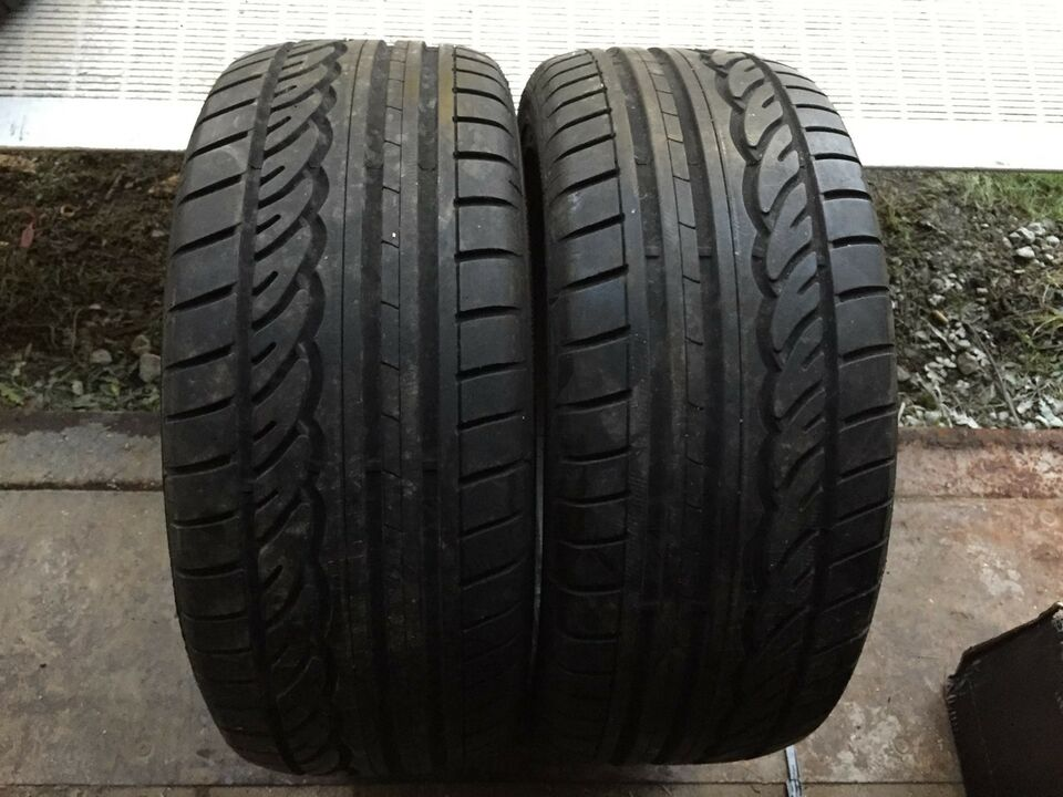 Sommerdæk, Dunlop, 255 45 R18