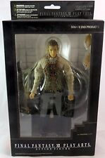 Square Enix Play Arts Final Fantasy XII No4 Balthier Figure Sealed