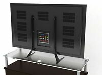 Table Top Tv Stand, Up To 42in Countertop ,display Countertop Living Black on sale