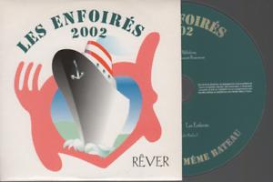 Les-Enfoires-Rever-Cd-Promo-reprise-de-mylene-farmer