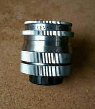 wollensak 25 mm f1.4 c mount TV  lens