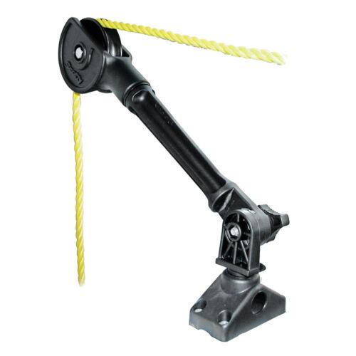 Trap Roller w//241 Side//Deck Mount Scotty Trap-Ease 750