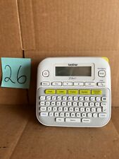 Brother Pt D210 P Touch Easy Compact Label Maker Device Only