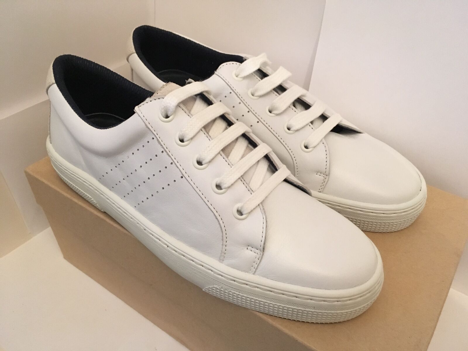APC  Tamanho  Sneakers......Trainers, Running, Leather, Tennis, Deadstock, Kanye